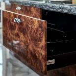 Изготовим шкаф орехового цвета в современном или классическом стиле